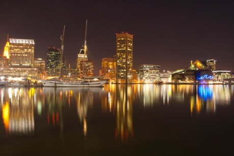 Baltimore view